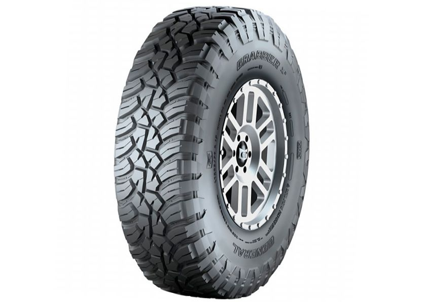 Шина Nokian General Tire Grabber X3 215/75 R15